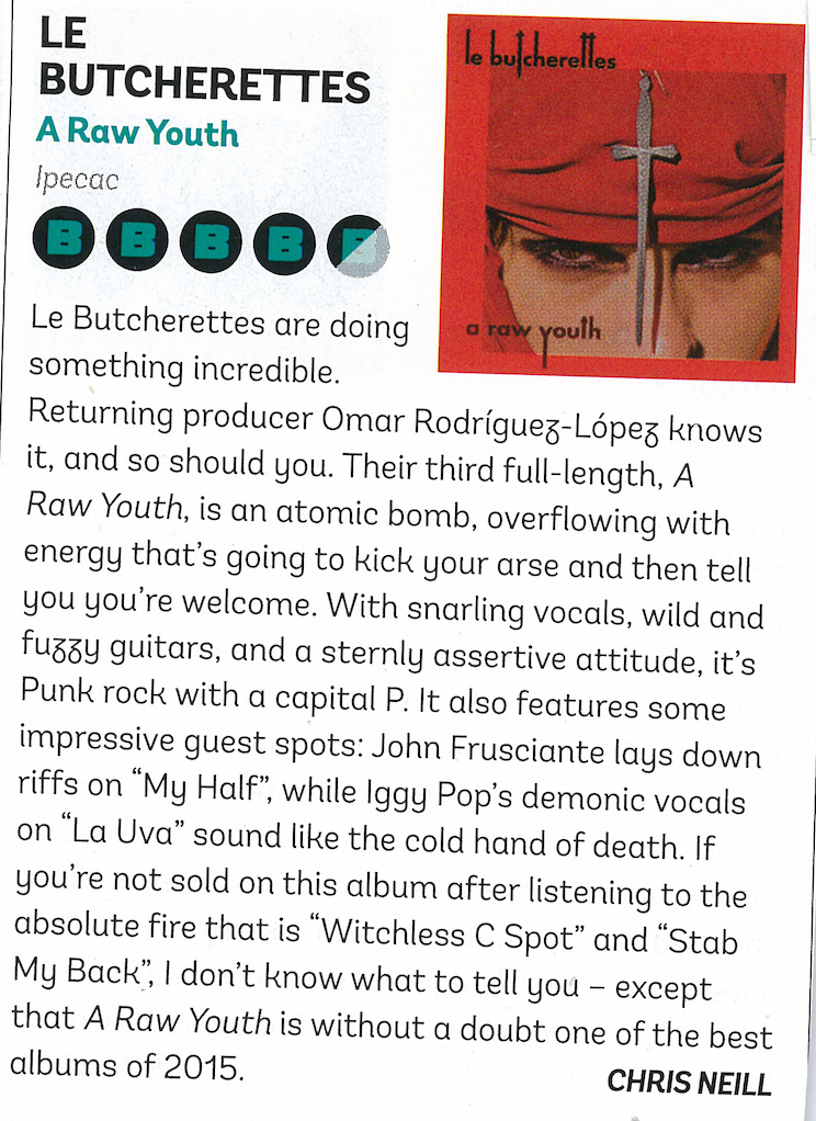 le-butcherettes-review